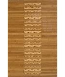 RugStudio presents Anji Mountain Bamboo Kitchen & Bath Mat Flat-Woven Area Rug